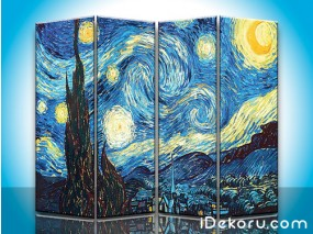 Sketsel Starry Night murah